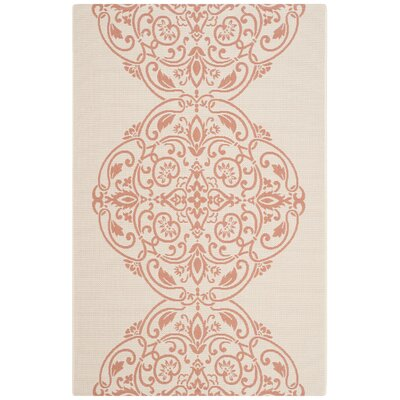 Topiary Signet Cinnamon Stick Area Rug Rug Size: Rectangle 53 x 77