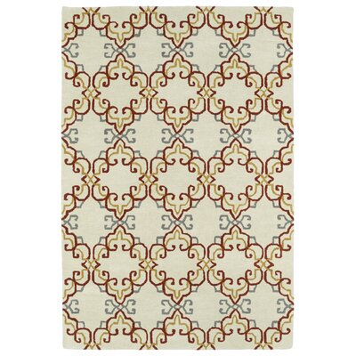 Newburgh Hand-Tufted Area Rug Rug Size: Rectangle 3 x 5