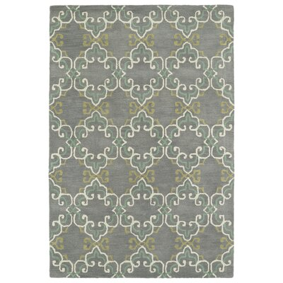 Newburgh Hand-Tufted Area Rug Rug Size: Rectangle 8 x 10
