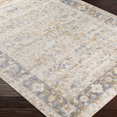 Brooks Farm Beige Area Rug Rug Size: Rectangle 8' x 10'