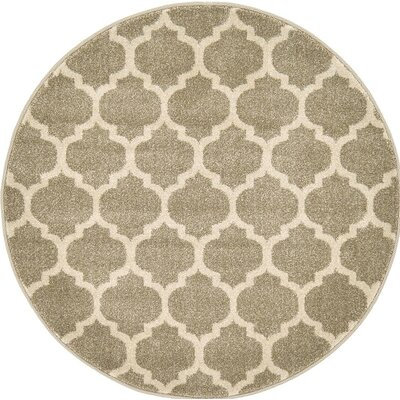 Coughlan Brown/Beige Area Rug