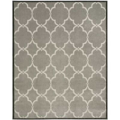 Bryan Gray Indoor/Outdoor Area Rug Rug Size: Rectangle 53 x 77