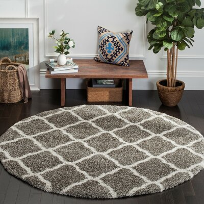 Buford Gray/Ivory Area Rug