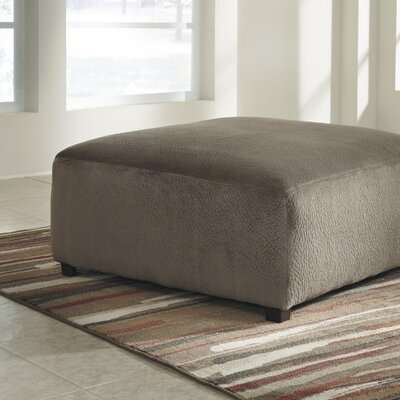 Wellins Cocktail Ottoman Upholstery: Dune