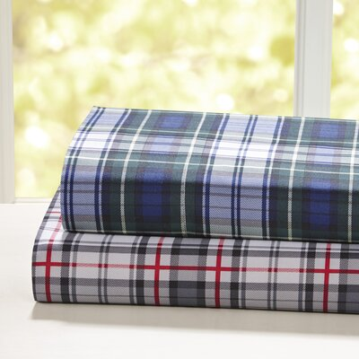 Pineview Plaid Sheet Set