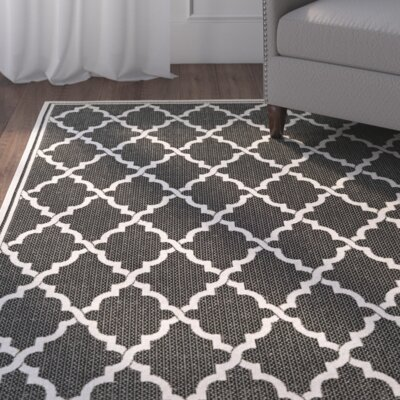 Cardwell Ocean Port Black/Sand Area Rug