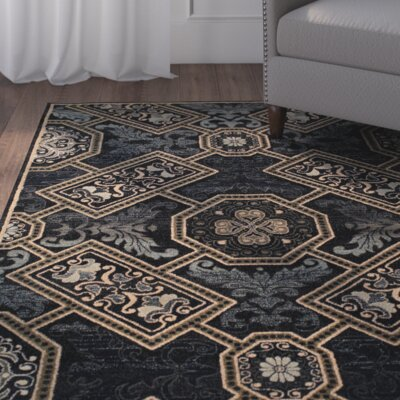 Girardeau Area Rug Rug Size: Rectangle 8 x 11