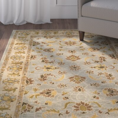 Cranmore Light Blue/Beige Area Rug
