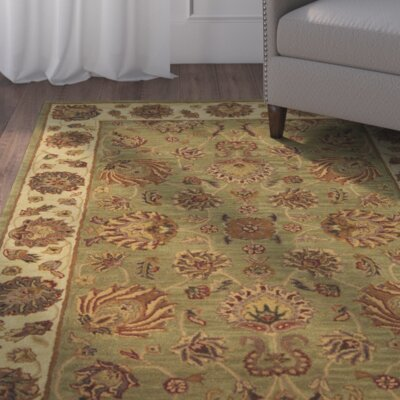 Cranmore Green/Gold Area Rug