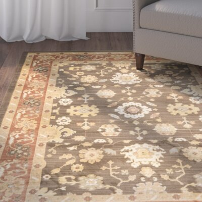 Christensen Brown/Rust Rug