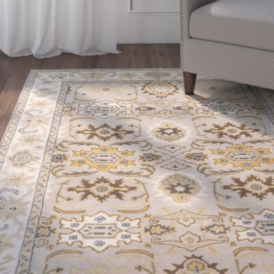Cranmore Light Grey/Grey Area Rug