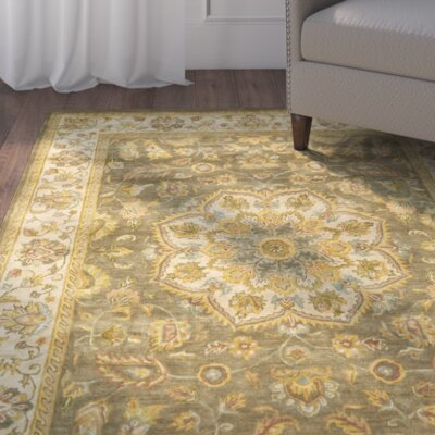 Cranmore Green/Taupe Area Rug