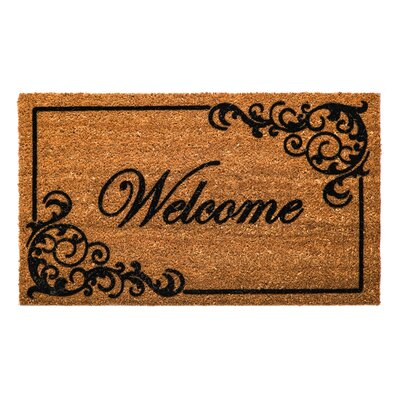 Armstrong Elegant Welcome Doormat