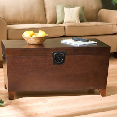 Charlton Home Bischoptree Trunk Coffee Table