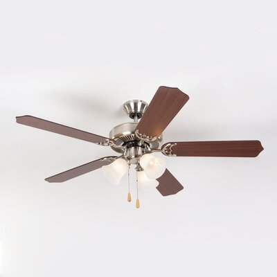 Bank 52 5-Blades Ceiling Fan