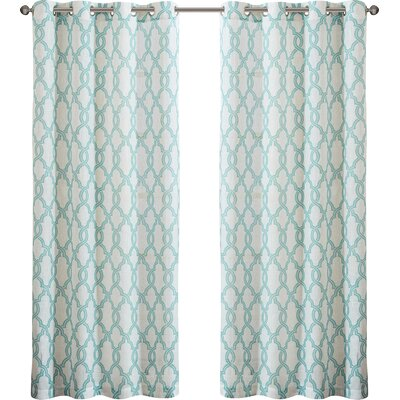 Glenburn Single Curtain Panel