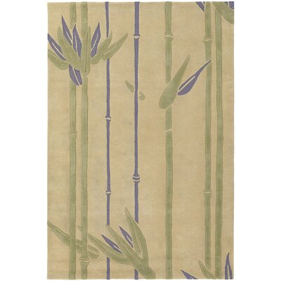 Roxanne Designer Beige Area Rug Rug Size: Rectangle 2 x 3