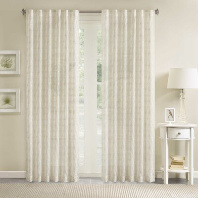 Laurie Single Curtain Panel