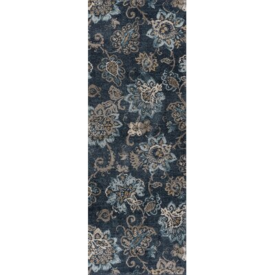 Russell Navy Area Rug