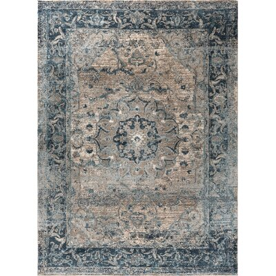 Russell Area Rug Rug Size: 53 x 73