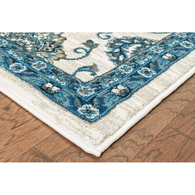 Behrens Woman with Parasol Square Linen Pillow Cover Rug Size: Round 91