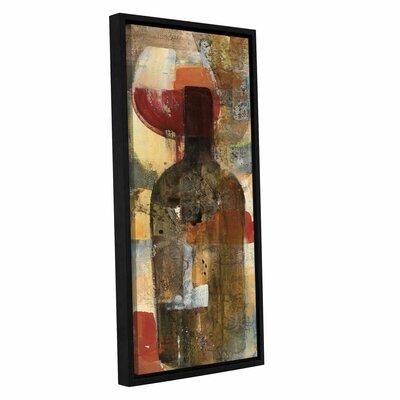 'Festa II V2' Framed Painting Print Size: 12