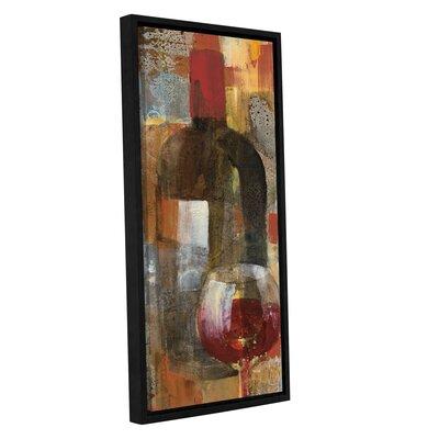 'Festa III V2' Framed Painting Print Size: 12
