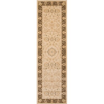 Phoebe Brown Area Rug Rug Size: Rectangle 710 x 910