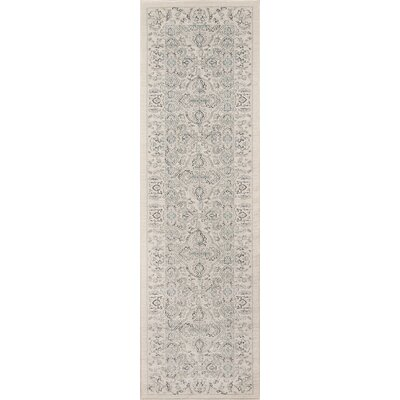 Phoebe Ivory Area Rug Rug Size: Rectangle 710 x 910