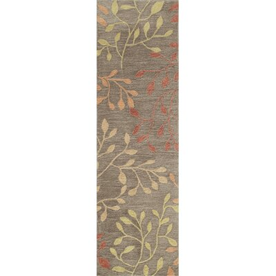 Mystic Hand-Tufted�Brown Area Rug Rug Size: Runner 23 x 8
