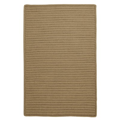 Glasgow Brown Indoor/Outdoor Area Rug Rug Size: 5 x 8