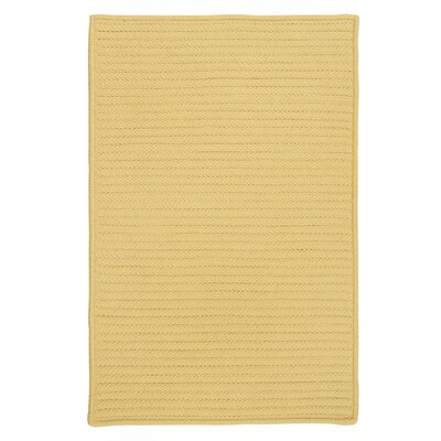 Glasgow  Cream Indoor/Outdoor Area Rug Rug Size: 2 x 6