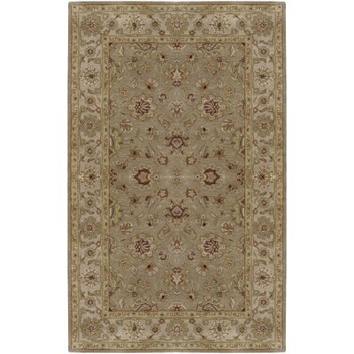 Stanford Dark Tan Rug Rug Size: Rectangle 4 x 6
