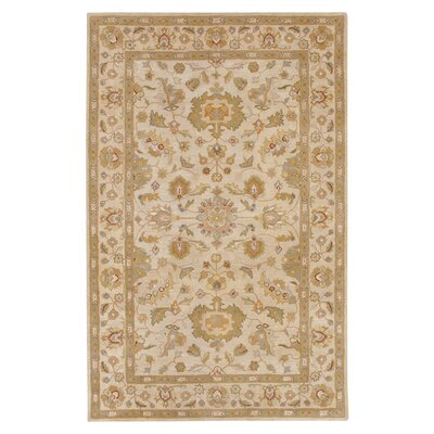 Stanford Beige Rug Rug Size: Rectangle 5 x 8