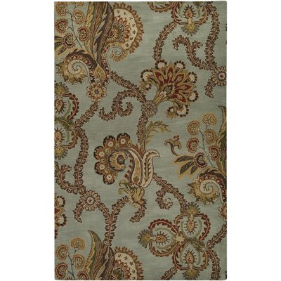 Schueller Seafoam Area Rug Rug Size: Rectangle 5 x 8