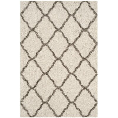 Buford Ivory/Gray Area Rug