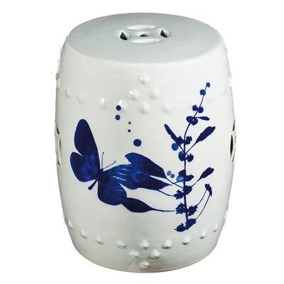 Armory Ceramic Stool