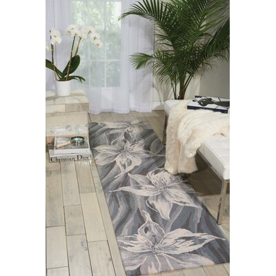 York Area Rug Rug Size: Runner 23 x 8
