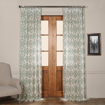 Caldwell Single Curtain Panel