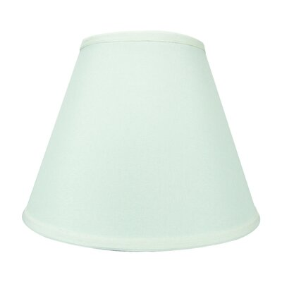 12 Linen Empire Lamp Shade Color: Light Oatmeal