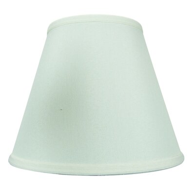 10 Linen Empire Lamp Shade Color: Light Oatmeal