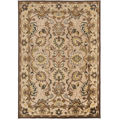 Bridwell Feather Gray/Parchment Area Rug Rug Size: Rectangle 22 x 3