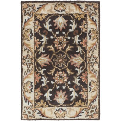 Waterston Brindle Area Rug Rug Size: Rectangle 2' x 3'