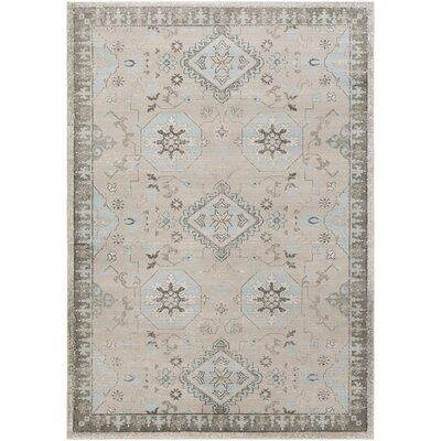 Cogdell Gray/Blue Area Rug