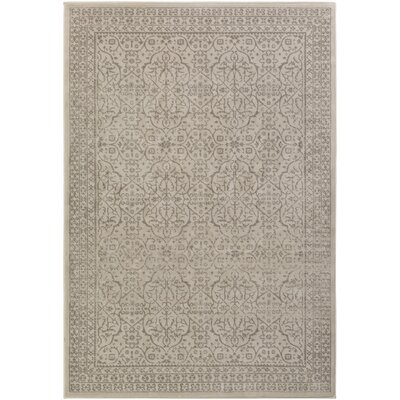 Condron Brown Area Rug Rug Size: 53 x 76
