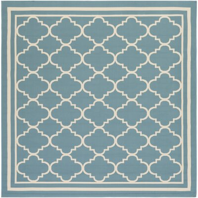 Osage Slate Indoor/Outdoor Area Rug Rug Size: Square 710
