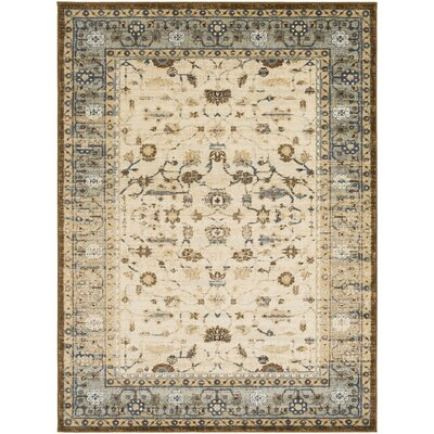 Netta Beige/Brown Area Rug