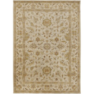 Stanford Beige Rug Rug Size: Rectangle 8 x 11