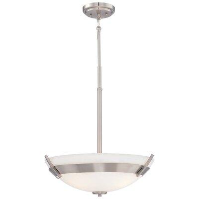Ruben 3-Light Bowl Pendant