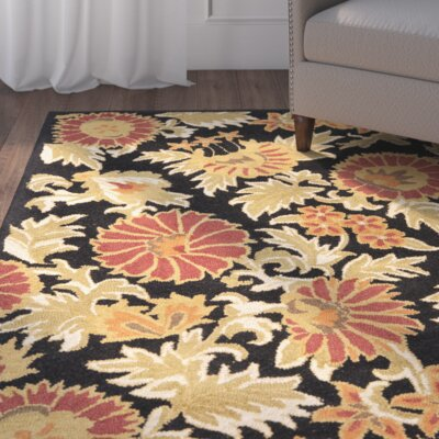 Bradwood Black/Multi Area Rug